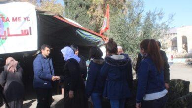 Photo of Çalakiya ji bo destekdayîna Asayişa Êzidxanê didome