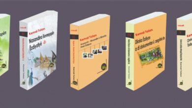 Photo of Li ser êzdiyatiyê 5 pirtûkên nû hatine çapkirin