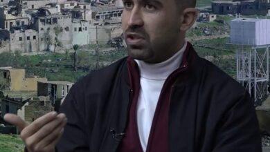 Photo of Faris Herbo behsa hevdîtinên li Bexdayê kir