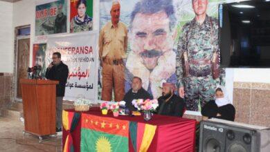 Photo of 3. Konferansa Saziya Malbatên Şehîdan pêk hat