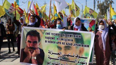 Photo of Ji bo Azadiya Ocalan Şengalî daketin qadan