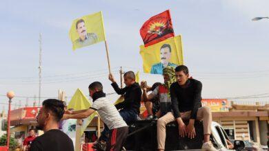 Photo of Ciwan ji bo azadiya Rêber Ocalan meşiyan