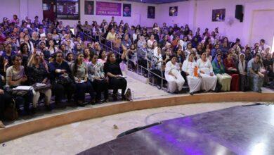 Photo of Konferansa damezrîner a Yekitiya Jinên Êzidî bi dawî bû