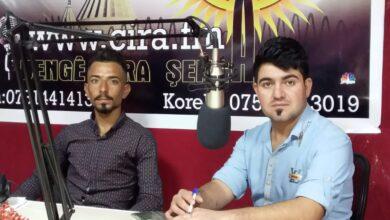 Photo of Di xeleka Bernameya Hûnera Êzîdxanê de vê Sifyan Qiranî bû mêvanê Radyo Dengê Çira Şengalê