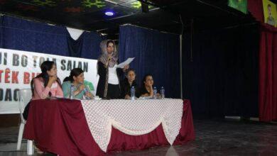 Photo of Li Şehbayê Komcivîna bi mijara tundiyê