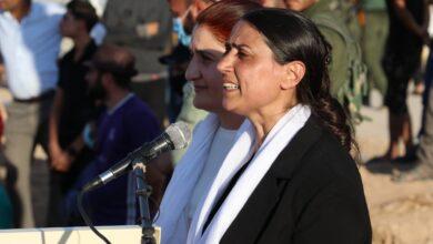 Photo of Parlementerên HDP'ê û şandeya Rojava peyamên piştgiriyê gihandin Şengaliyan